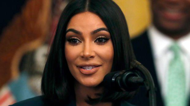 Kim Kardashian West Visits D.C. Jail To Discuss Criminal Justice Reform