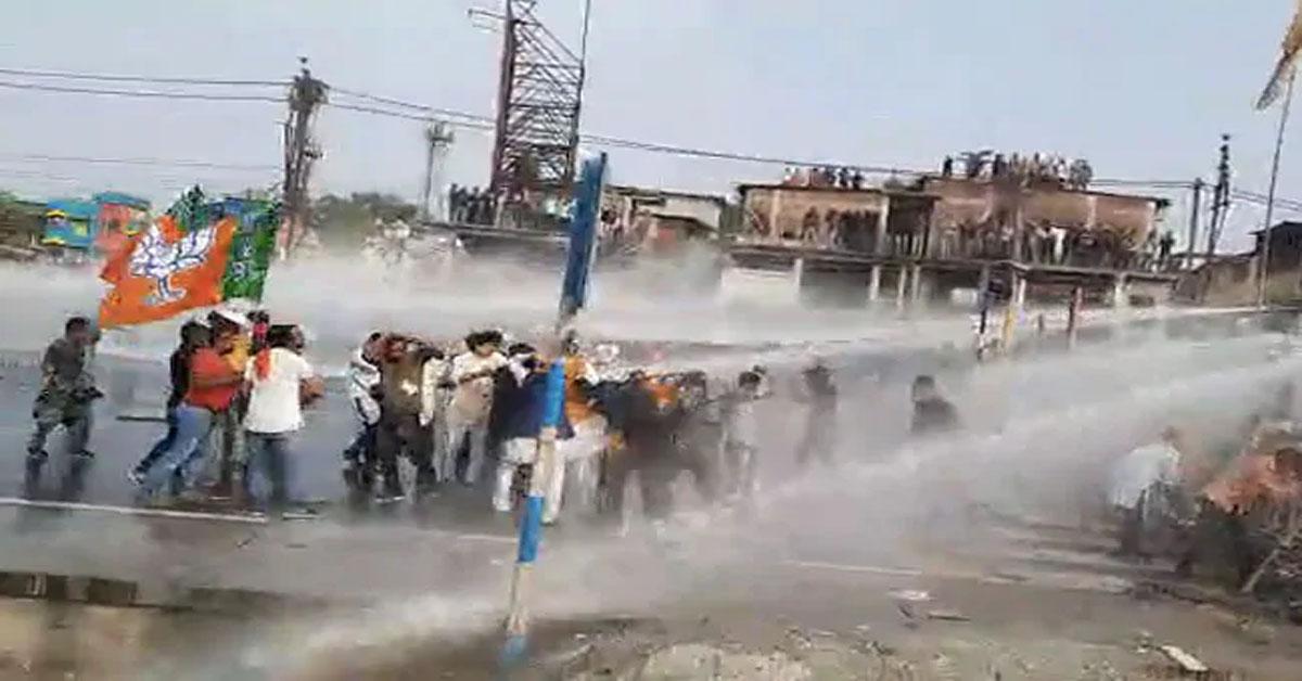 Case Against BJP's Tejasvi Surya, Dilip Ghosh Over Bengal Violence