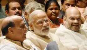 Modi cabinet includes 19 new faces: Prakash Javadekar promoted, 5 ministers dropped