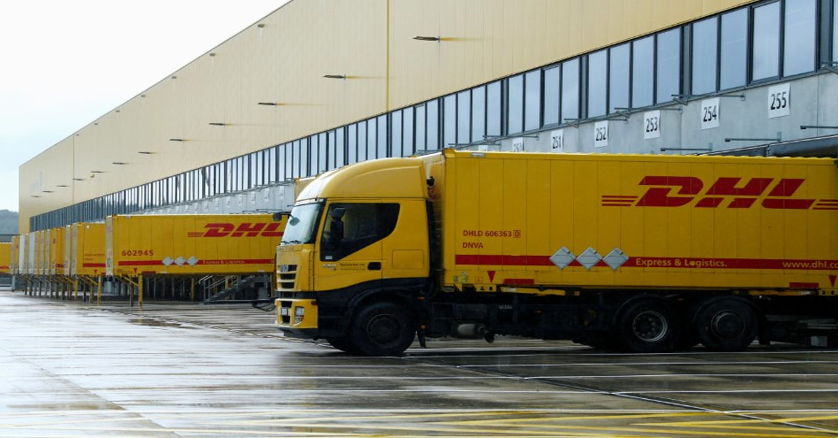 DHL temporarily suspends Chinese import shipments to India