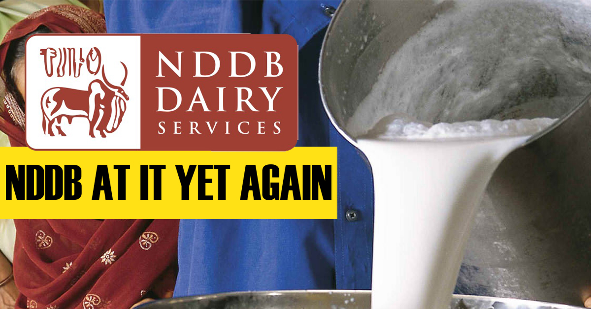 Cobrapost Special Report: National Dairy Development Board brews a scam of more than Rs. 475 crore
