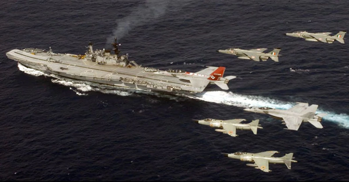 Hope To Rescue INS Viraat Fades, Nearly Impossible Terms Listed For Transfer