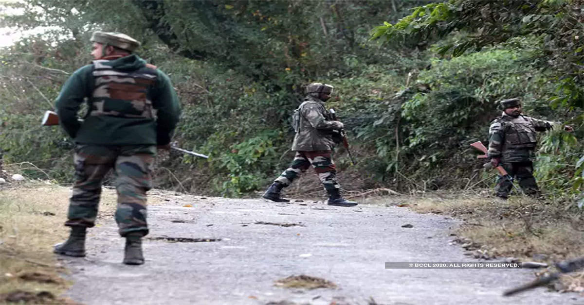 Militant killed in encounter with security forces in Pulwama