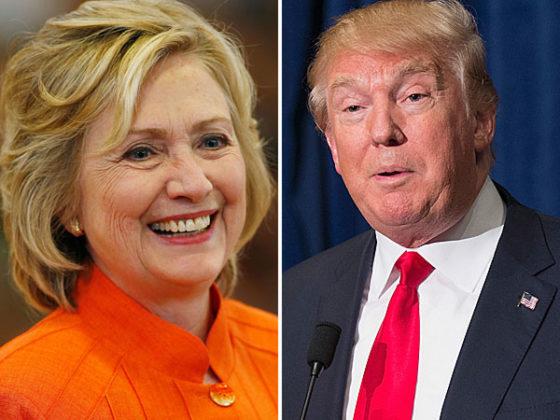 Clinton, Trump cancel political events after police deaths