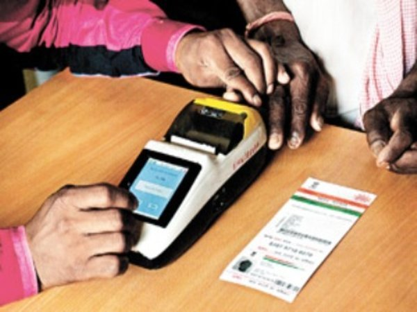 UIDAI to rollout Aadhaar enabled payment system on 25 December