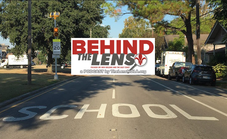Behind The Lens episode 39: 'That's where the district wants to go'