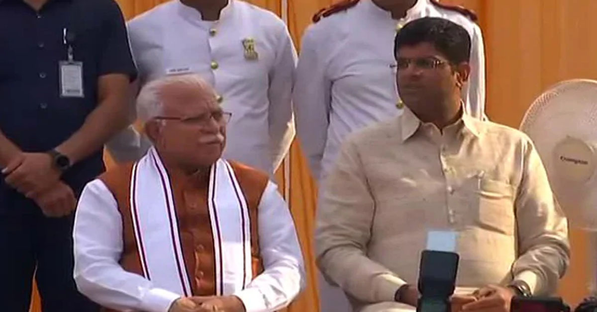 After Akali Move, Pressure On BJP's Haryana Ally Dushyant Chautala