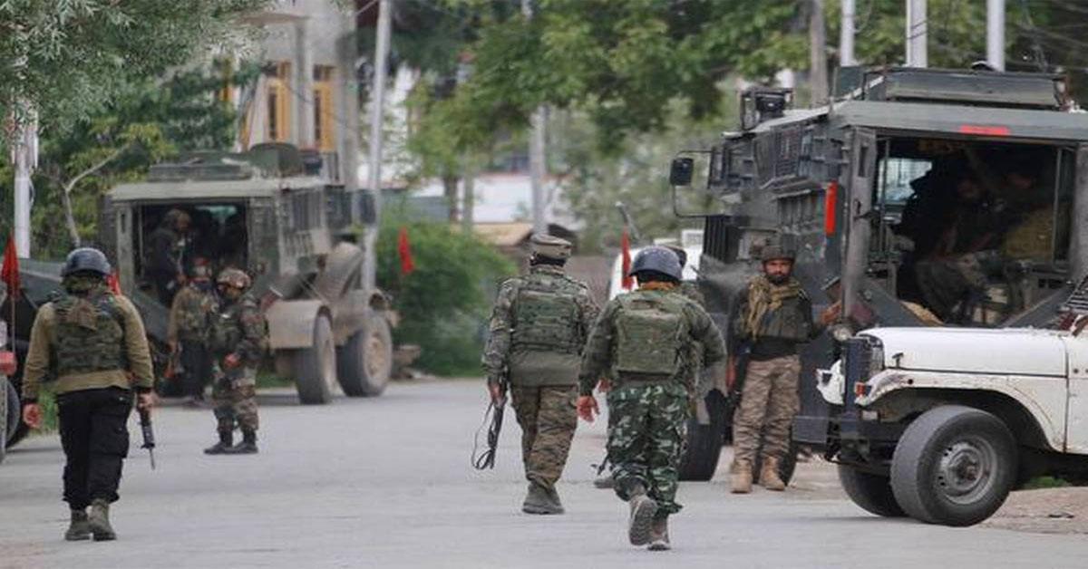Militant killed in encounter in J&K's Pulwama
