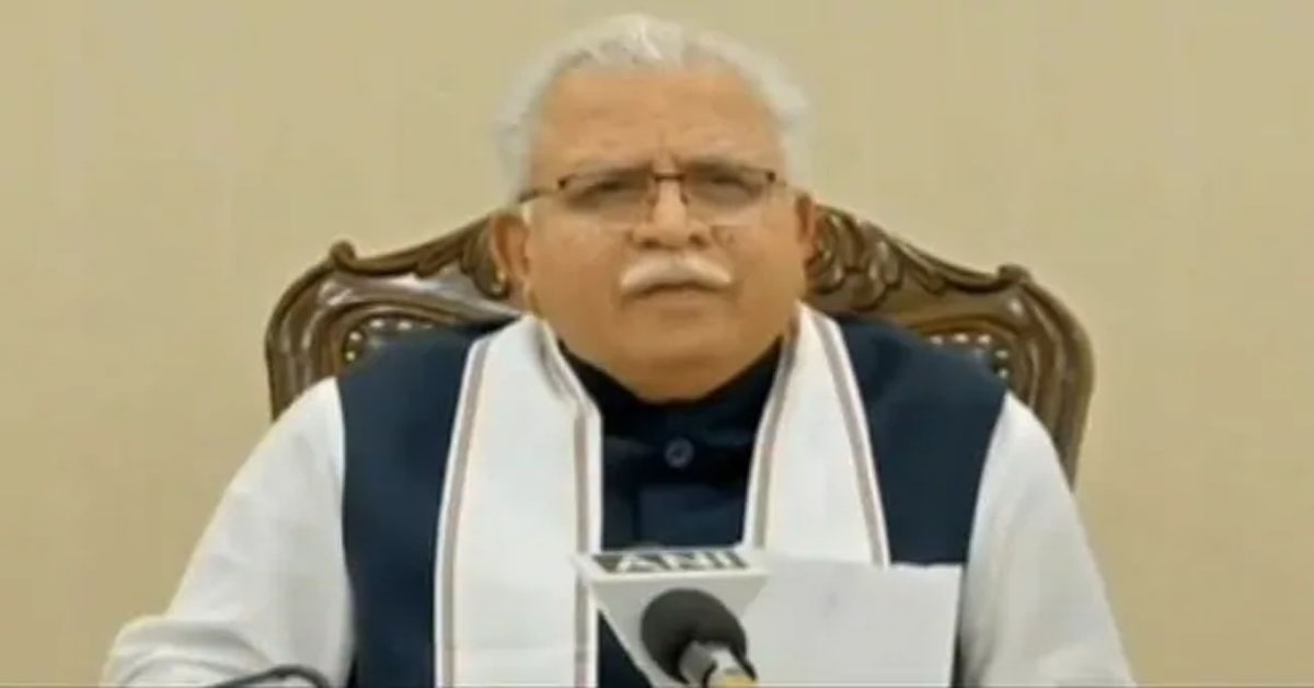 BJP-Ruled Haryana Refuses Crops From States, In Conflict With Farm Laws