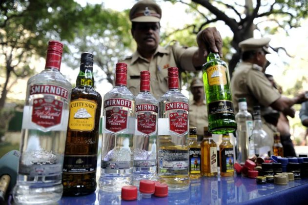 Tainted liquor kills at least 19, blinds 6 in northern India