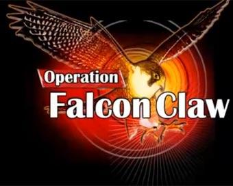 OPERATION FALCON CLAW: PRESS RELEASE