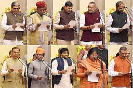 New Modi cabinet ministers will swear in tomorrow!
