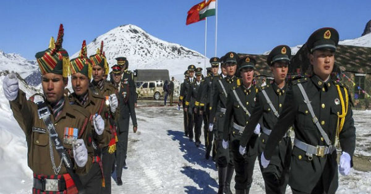 Chinese Soldier, Held After He Strayed Into Ladakh, Handed Back