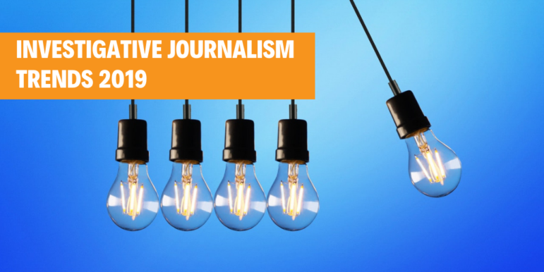 What the Experts Expect for Investigative Journalism in 2019