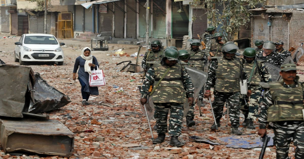 """Conspirators Chose Ideal Place For """"Violence"""": Delhi Riots Chargesheet"""