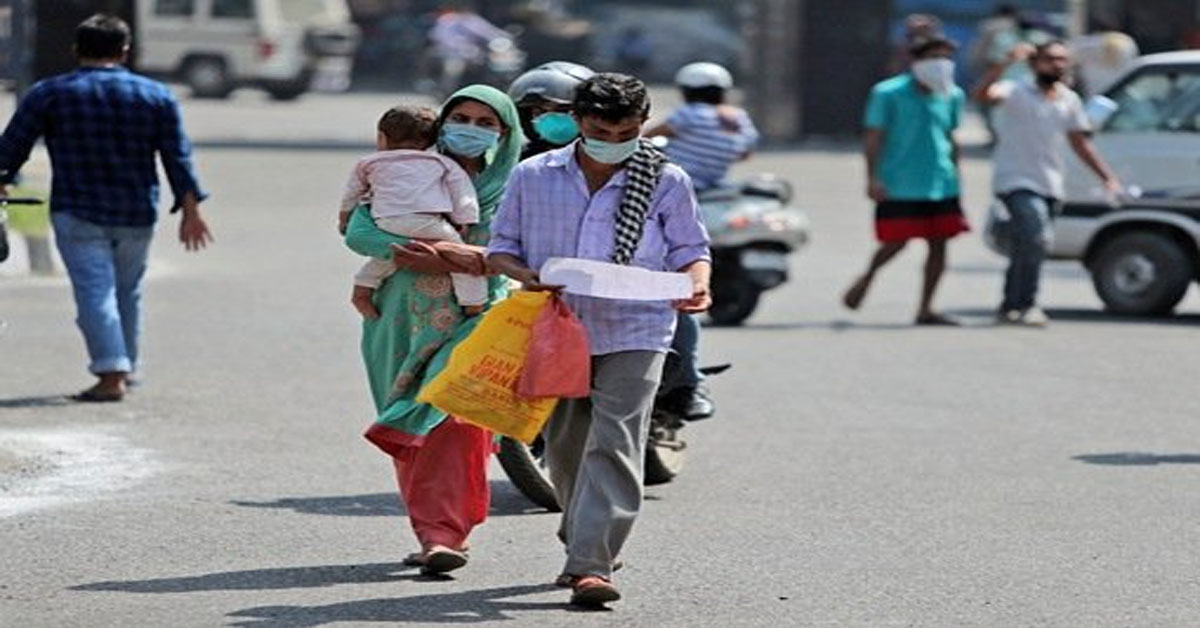 India's single-day recoveries surpass fresh cases as 94,612 people recuperate