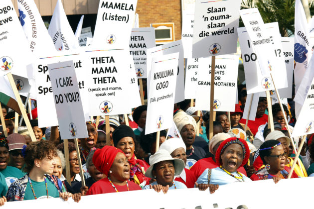 AIDS conference exposes South Africa's dramatic turn