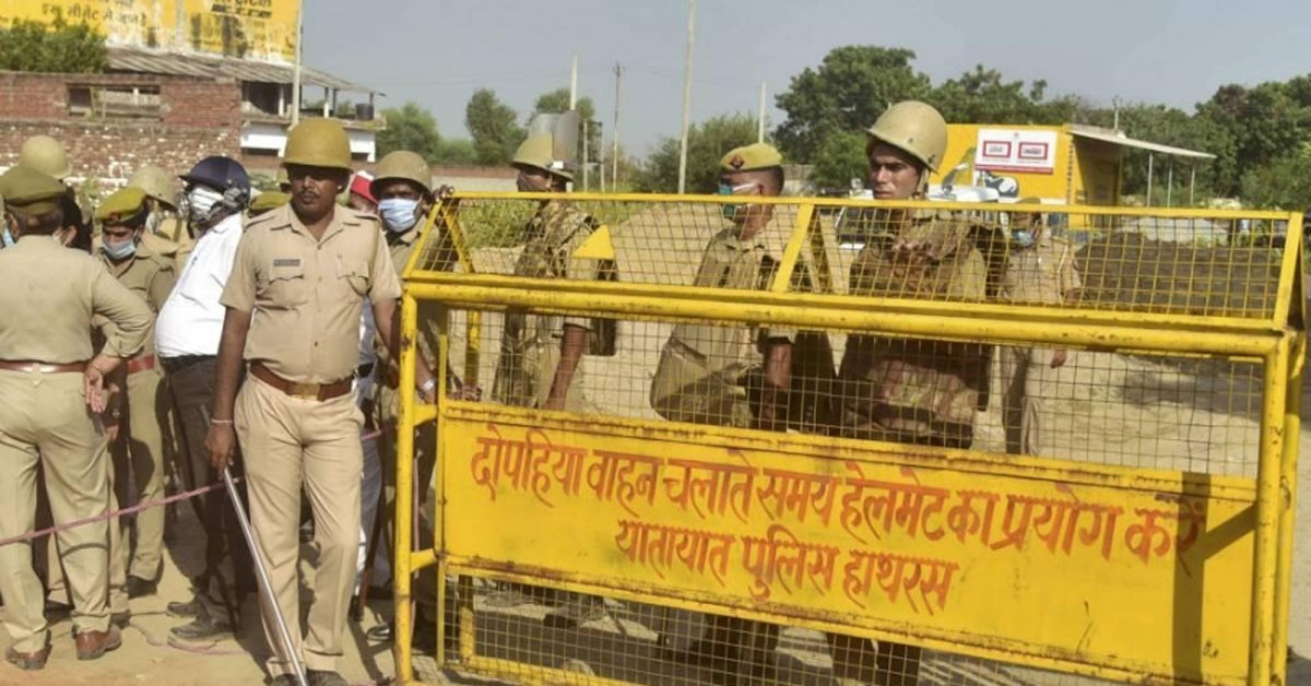 Kerala Journalist, 3 Others Arrested By UP Police On Way To Hathras