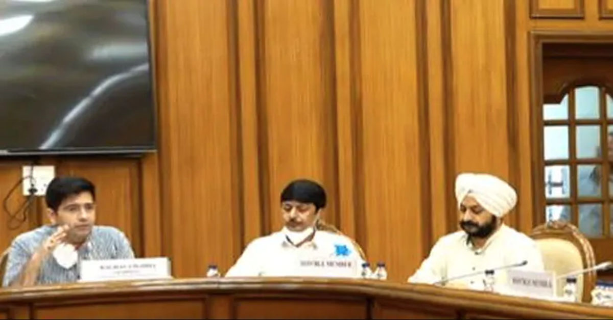 """Facebook Skips Delhi Assembly Panel Hearing, """"Insulting,"""" Fume Members"""
