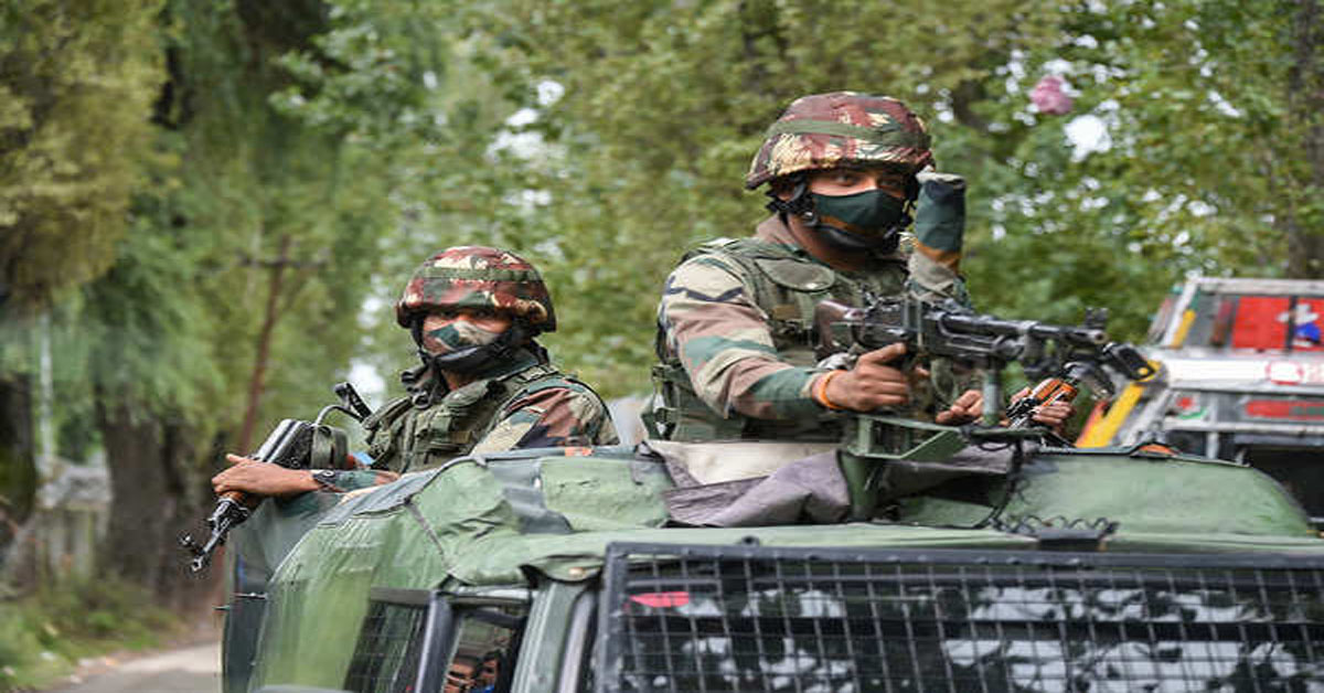 Terrorist gunned down by security forces in J-K's Budgam
