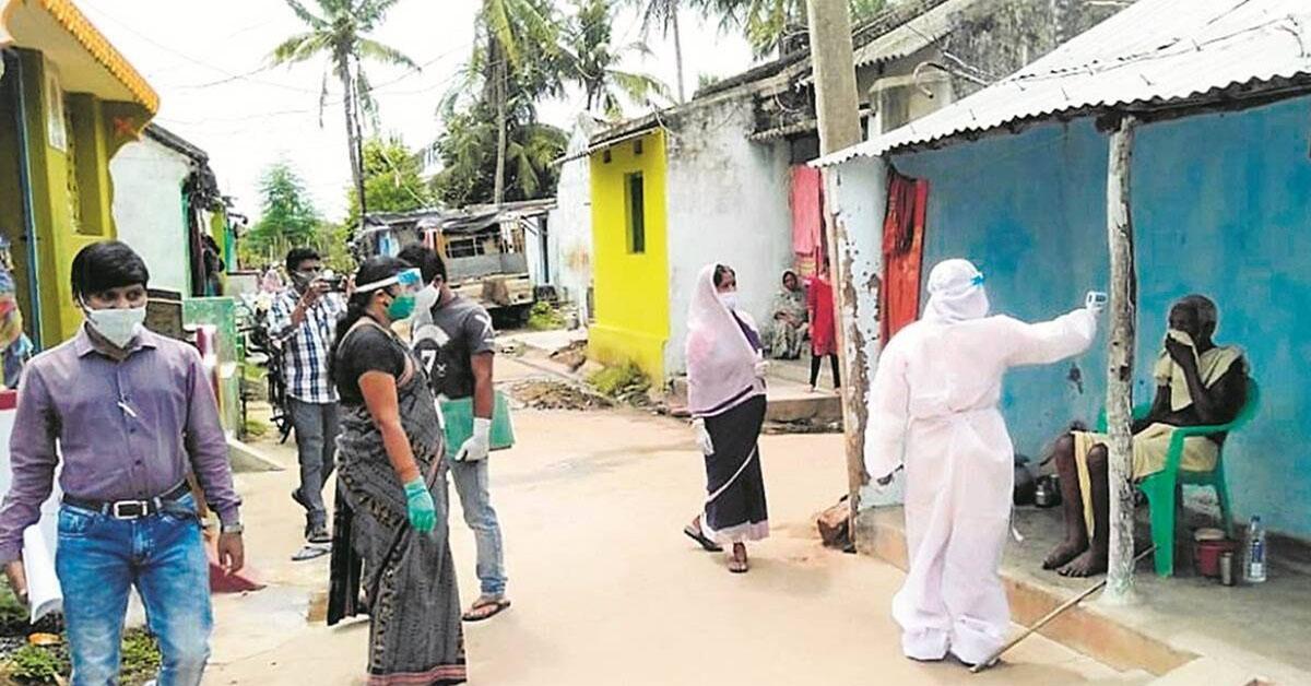 COVID-19 caseload in India breaches 91-lakh mark