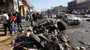 Bomb blast ruins Eid celebrations for Baghdad: 200 dead, 200 severely injured