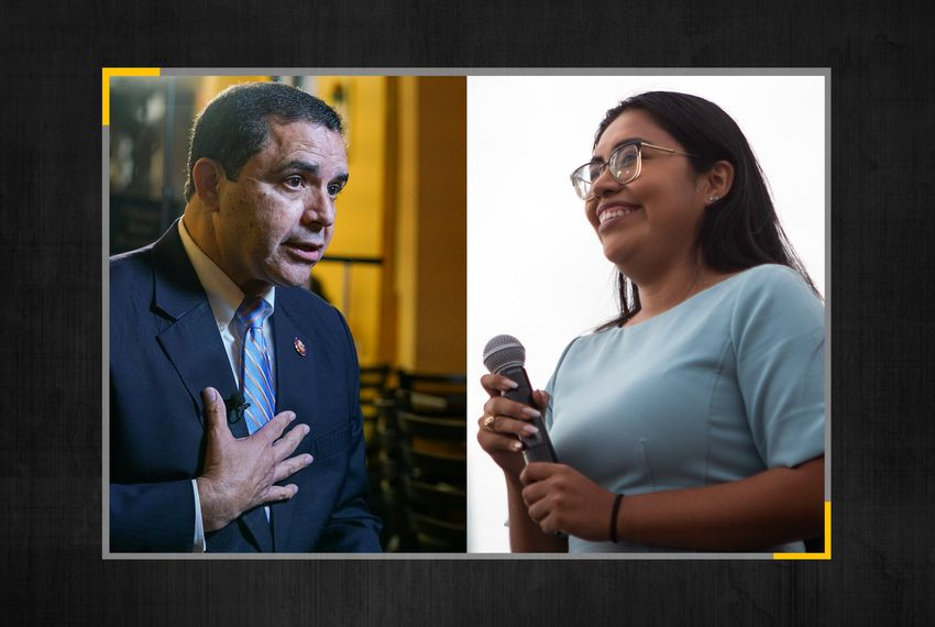 South Texas is known for its moderates. A primary challenge to U.S. Rep. Henry Cuellar could test that.