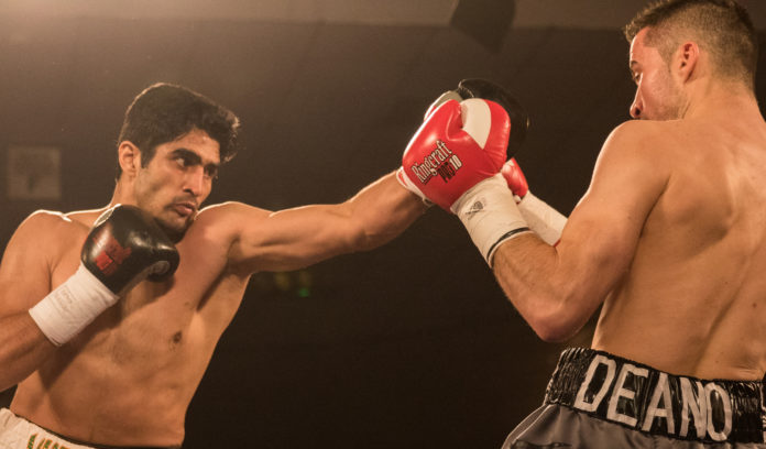 SINGH IS KING: Vijender Singh wins WBO Asia Pacific title; beats Kerry Hope