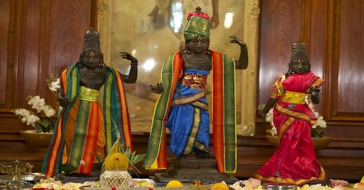 How stolen Hindu idols were discovered in UK