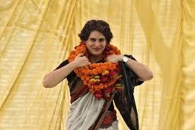 Priyanka to enter politics full time: Millions smile