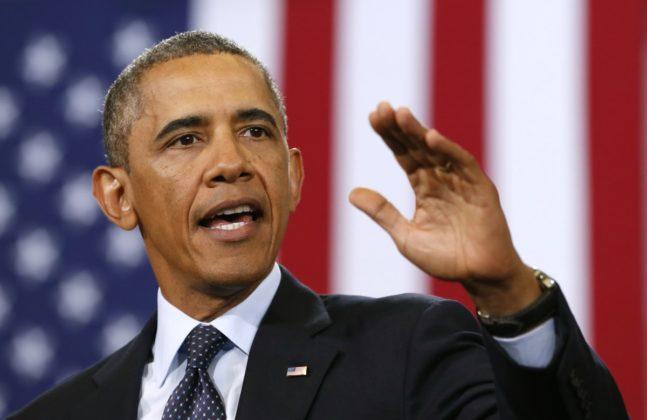 Watch: Barrack Obama on Baton Rogue killing