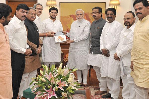 In Lok Sabha, Government's Top Inquisitor: Ally Shiv Sena