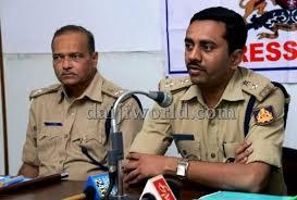 Cops manhandle journalists; 3 suspended