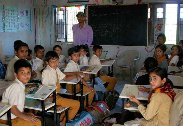 Reality of Gujarat government schools: 6 lakh Class VI students iiliterate in Gujarati, 5 lakh can't read