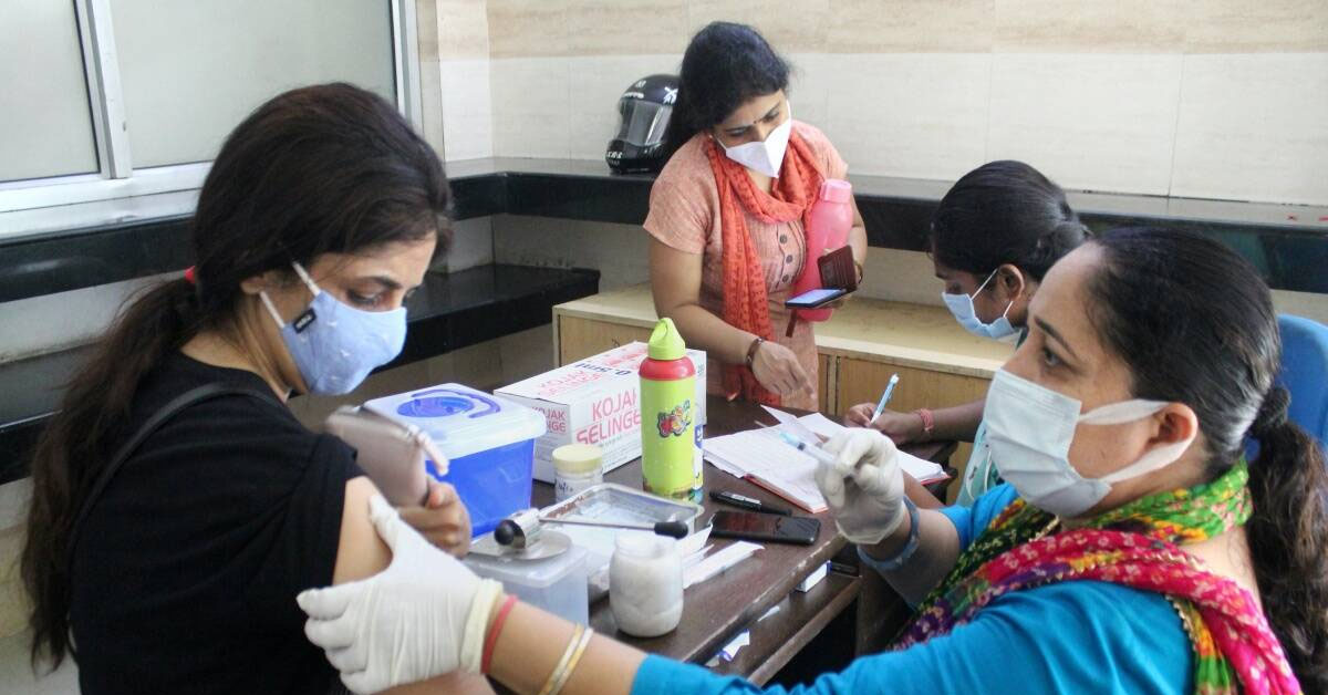 India records 41,649 new Covid cases; active cases rise for 4th day