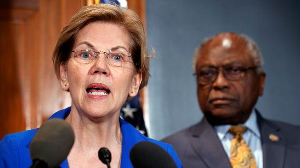 Elizabeth Warren Introduces Bill To Cancel $640 Billion In Student Loan Debt