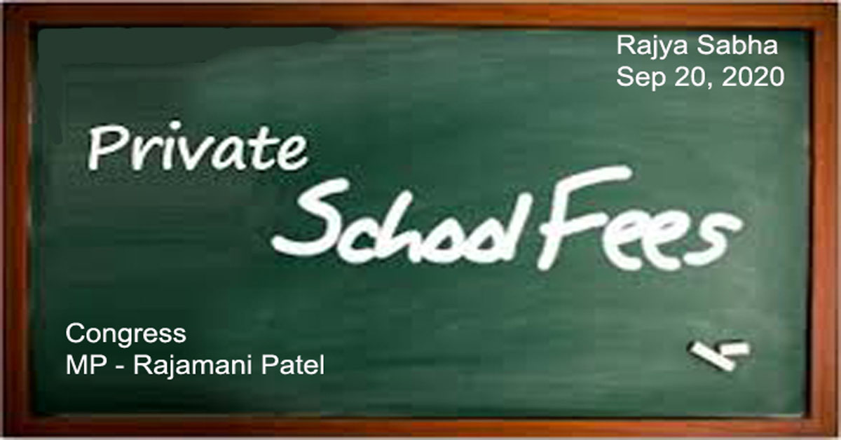 Demand to regulate school fee raised in RS