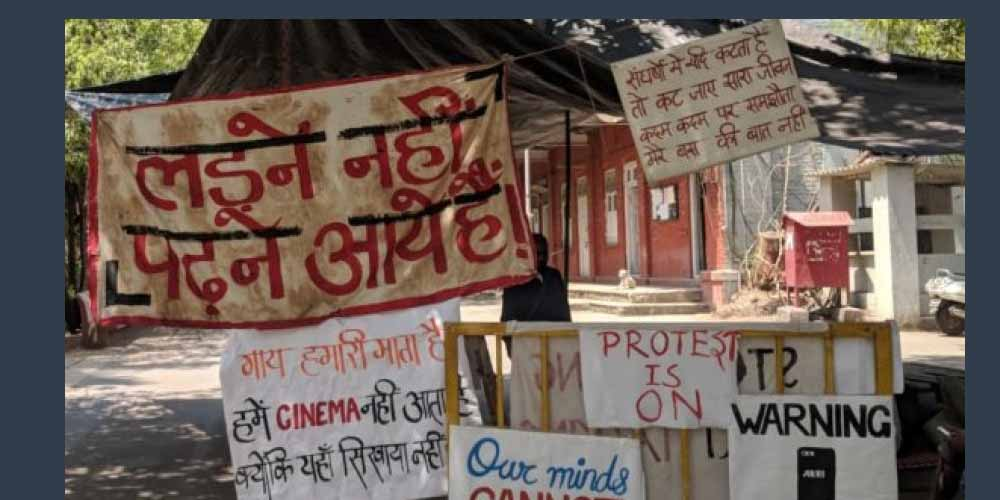 How The BJP Is Using Censorship And Surveillance To Destroy FTII