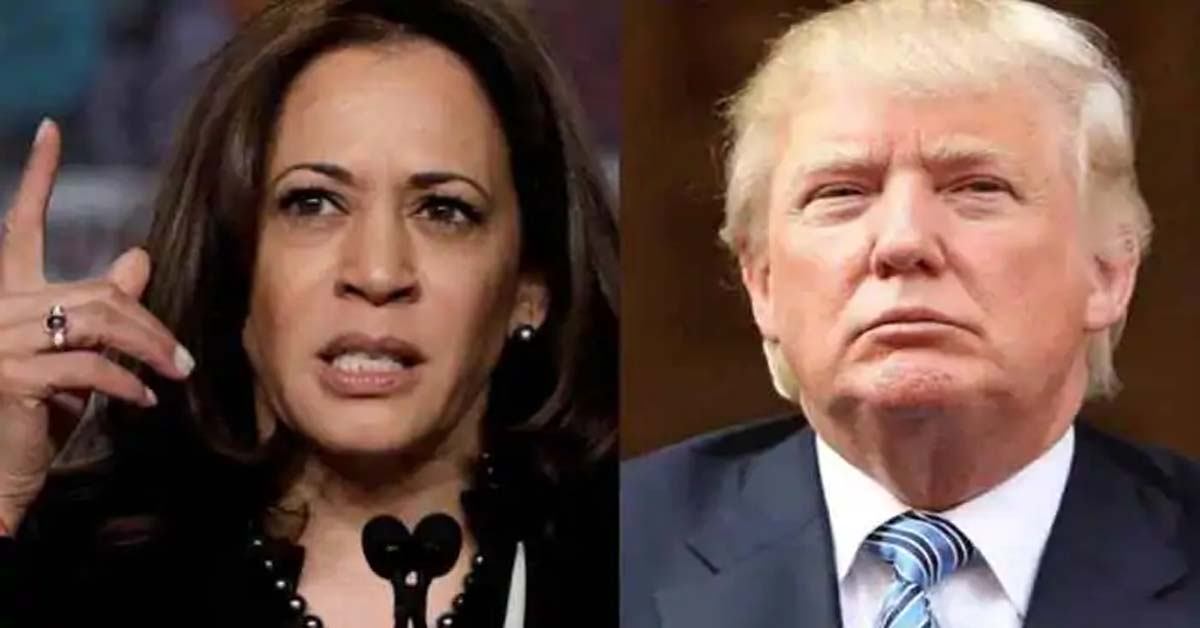 Kamala Harris Becoming First Woman President Will Be Insult To US: Trump