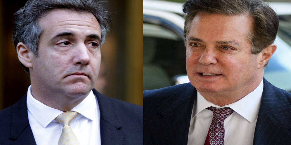 """Michael Cohen and Paul Manafort: Two Cases That Shook the Trump World — """"Trump, Inc."""" Podcast Extra"""