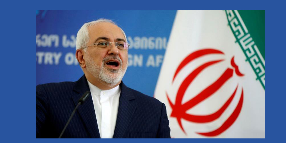 'Never again': Zarif calls US group coup attempt bound to fail