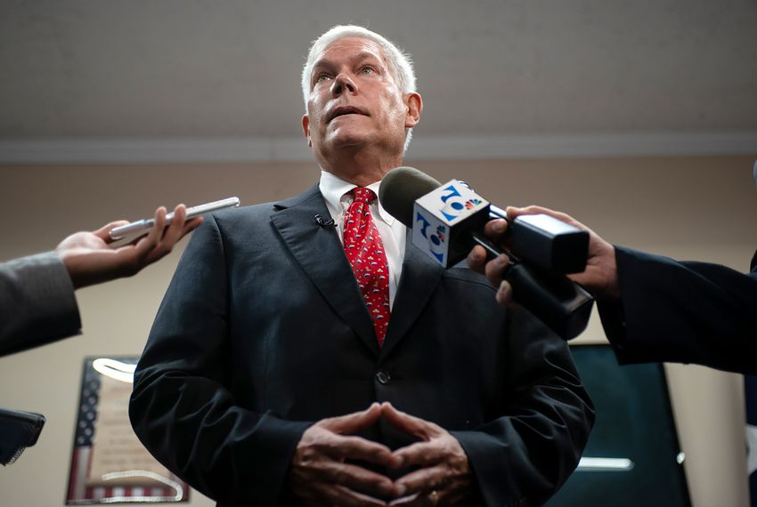 Former U.S. Rep. Pete Sessions announces campaign for open Bill Flores seat