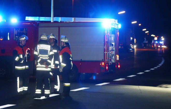 """A train in Germany attacked by """"axeman"""", 3 seriously injured, 14 others suffered from Shock"""
