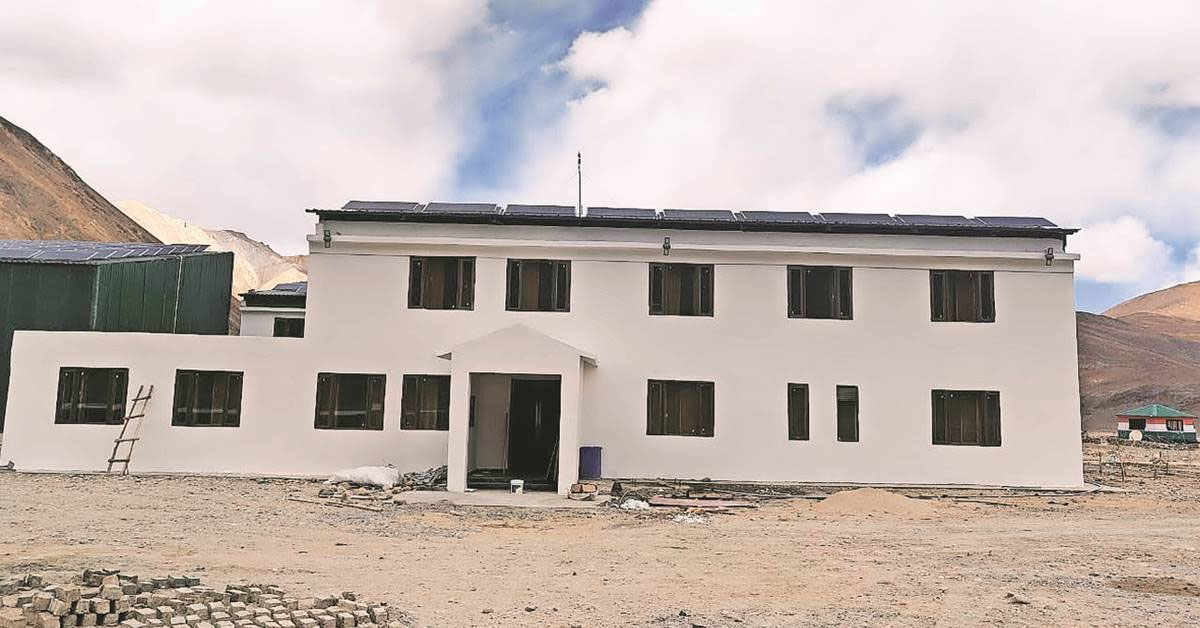 Ministries in blame game as Ladakh project fails