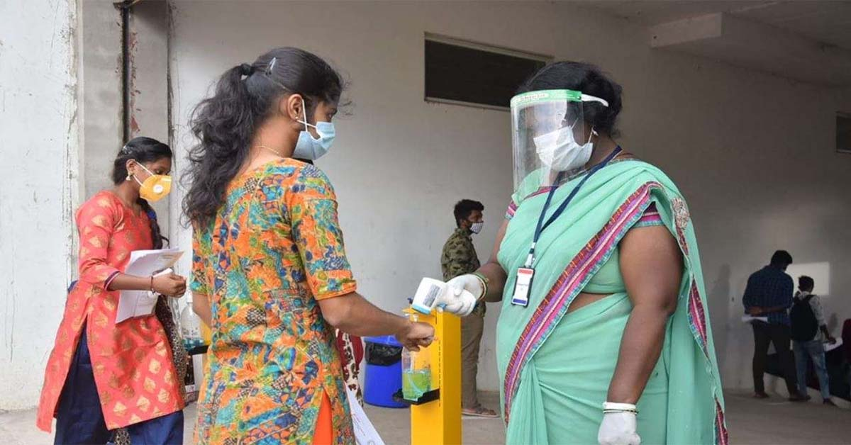 COVID-19 cases in India cross 45-lakh mark