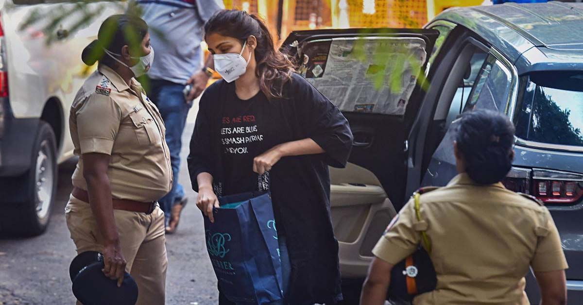 "Rhea Chakraborty's Bail Rejected, Part Of ""Drug Syndicate,"" Says Agency"