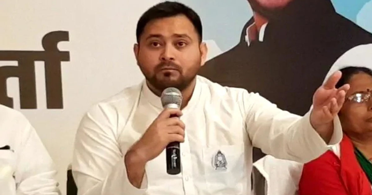 As Tejashwi Yadav Supports Chirag Paswan, Double Worry For Nitish Kumar