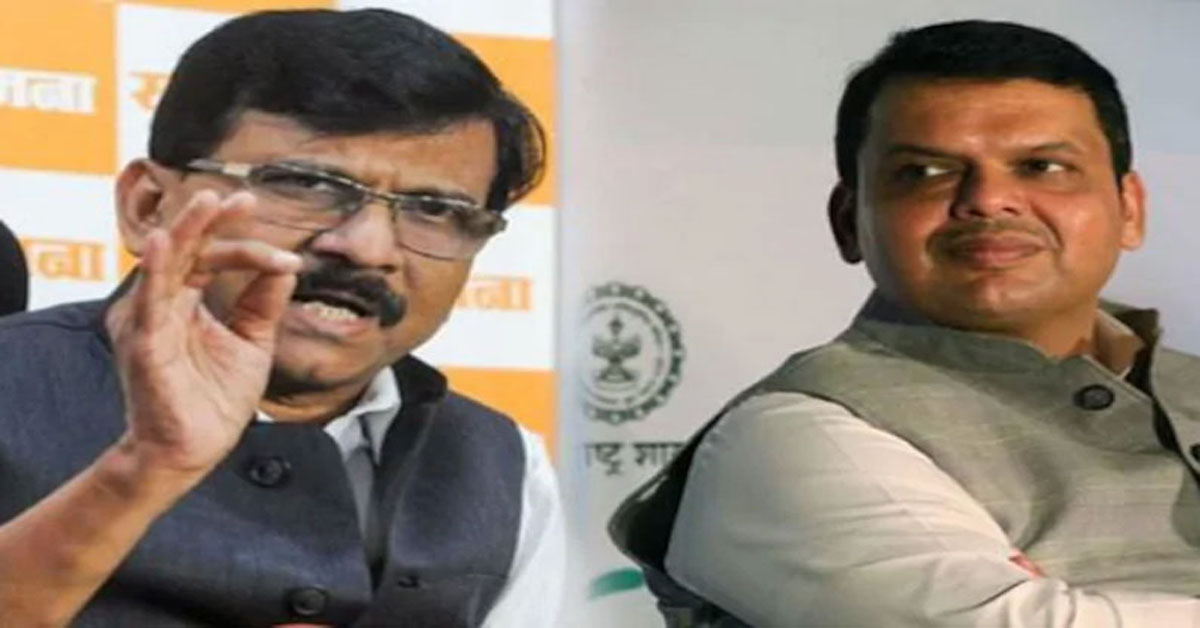 """Not Politics"": Sanjay Raut, Devendra Fadnavis Meet At Hotel Sparks Buzz"