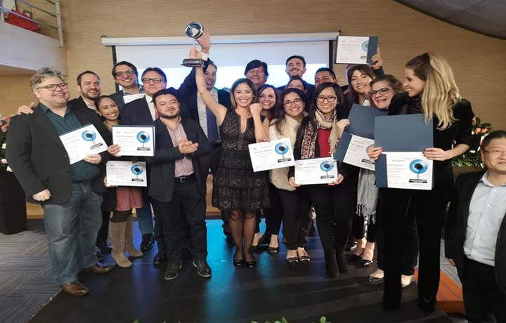 Latin American Investigations Honored in Bogotá