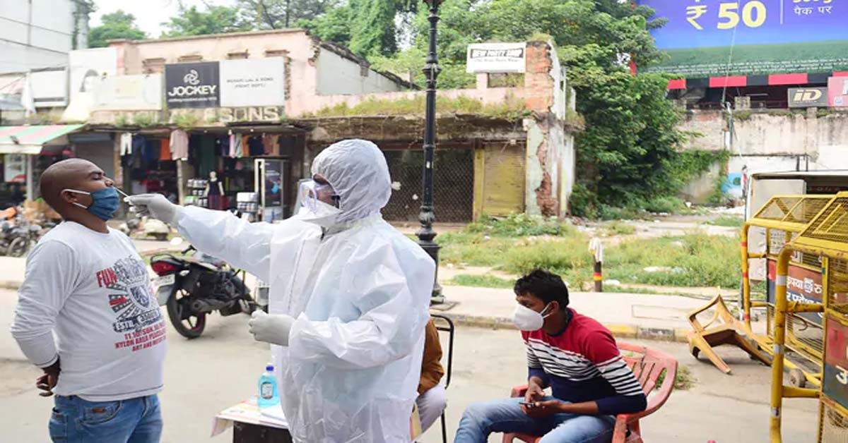 54.87 Lakh Coronavirus Cases In India, 86,961 Cases In A Day: 10 Points